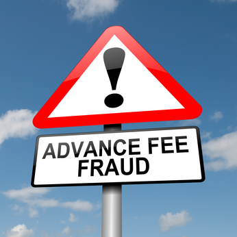 advance fee fraud