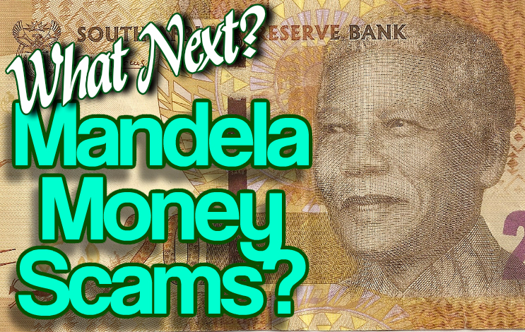online money scams nelson mandela