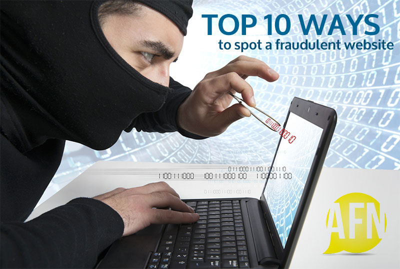 Fraudulent-Website