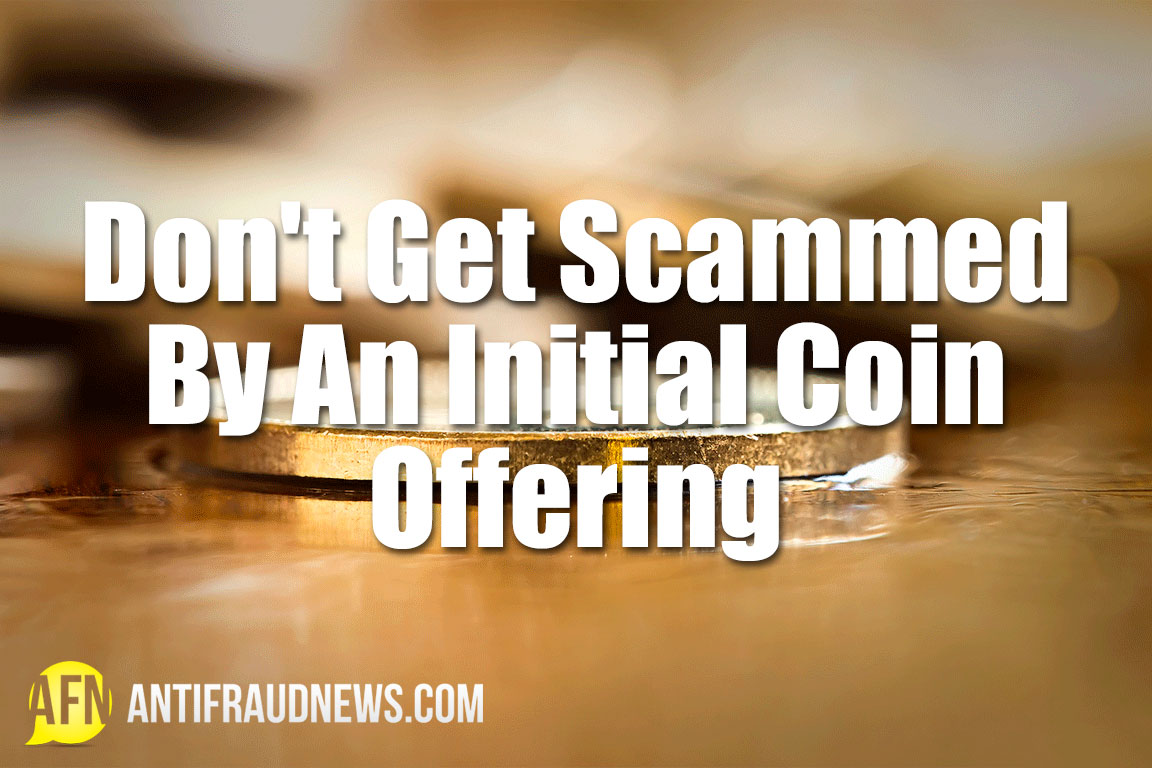 Initial Coin Offering Scam
