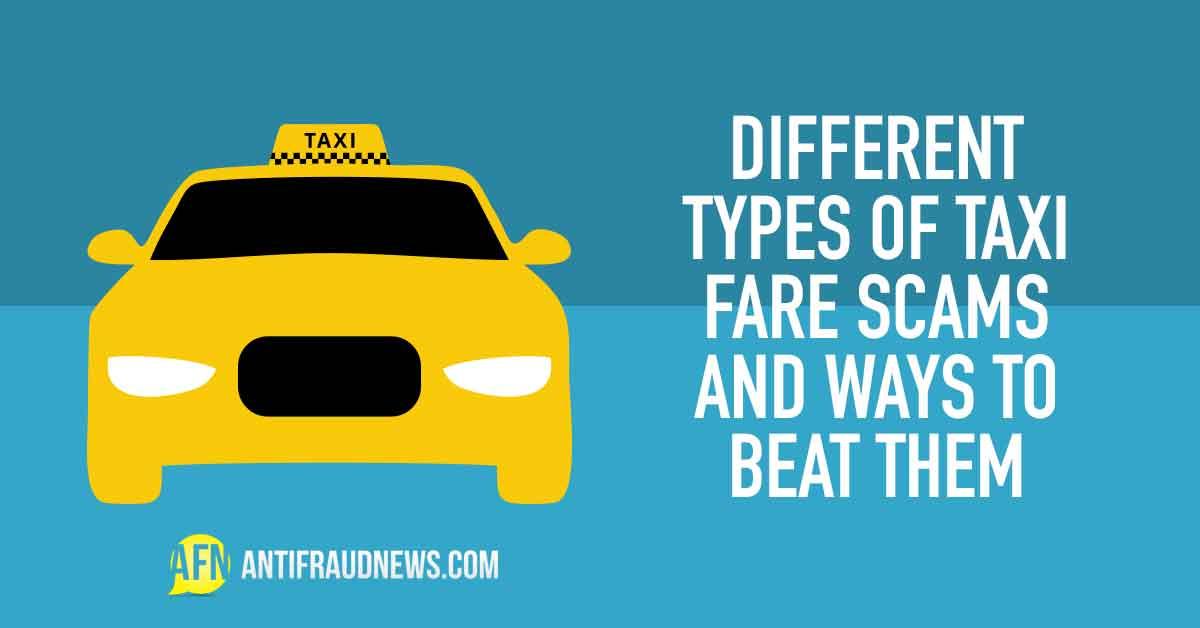 taxi fare scams