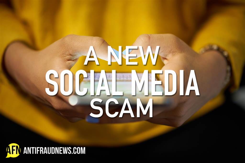 social media scam