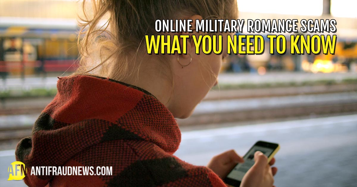 Online Military Romance Scams
