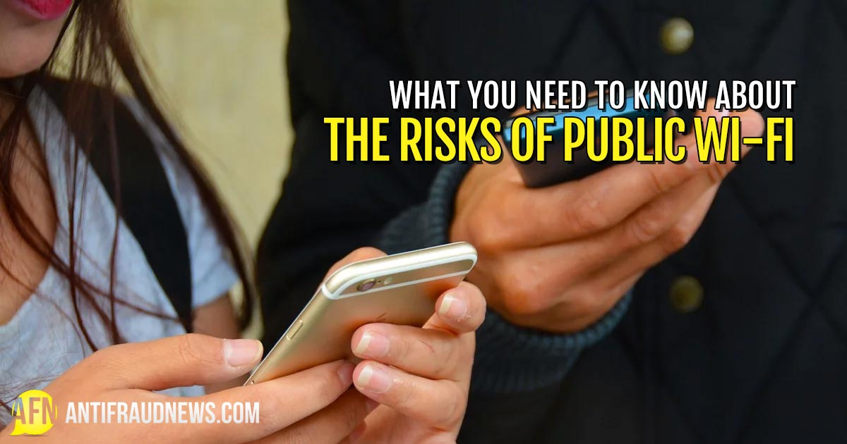 Risks Of Public Wi-Fi