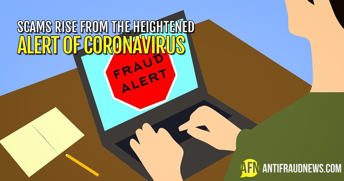 covid-19 coronavirus scams