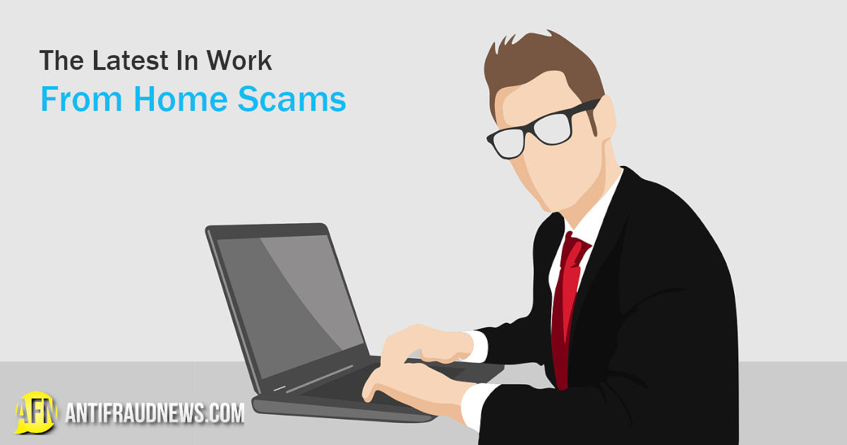work from home scam