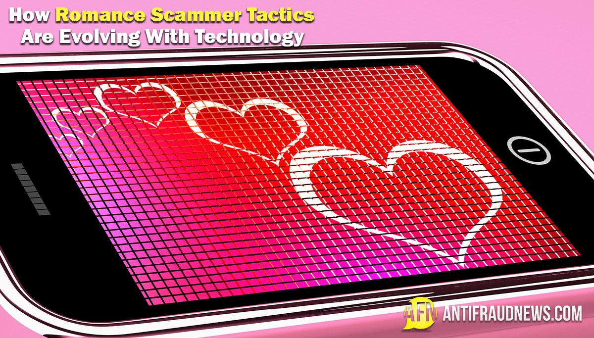 romance scammer tactics