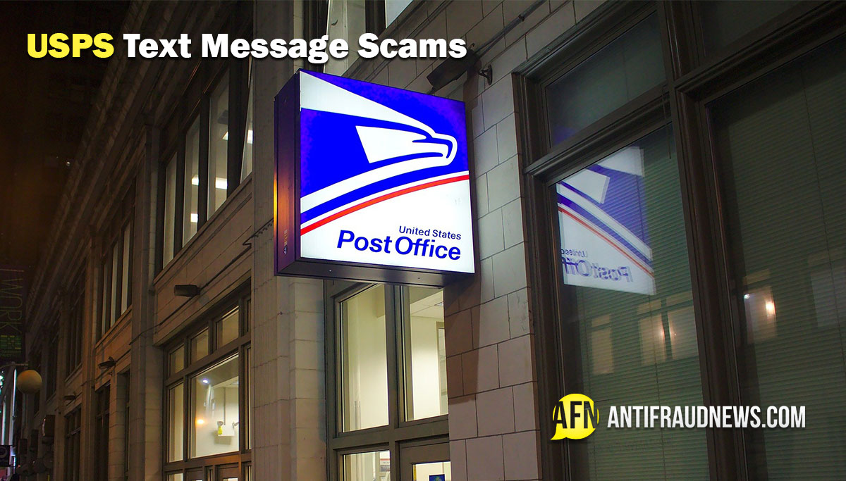 USPS text message scams