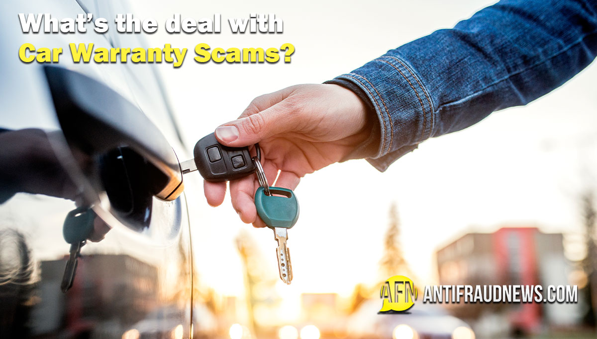 car warranty scams