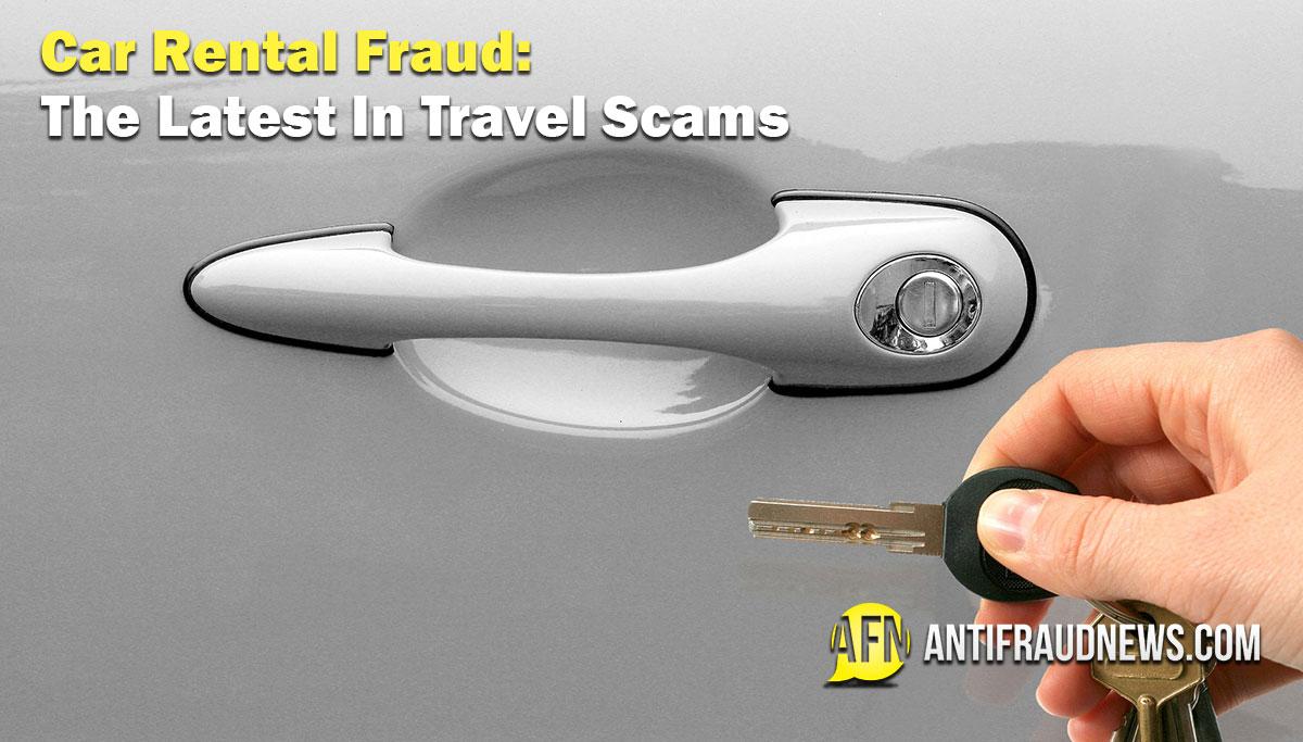 car rental fraud